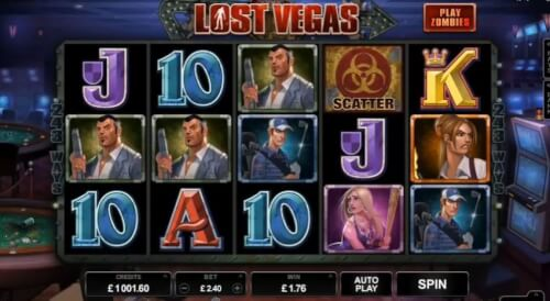 lost vegas screenshot