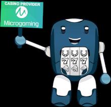 microgaming welkomstbonus
